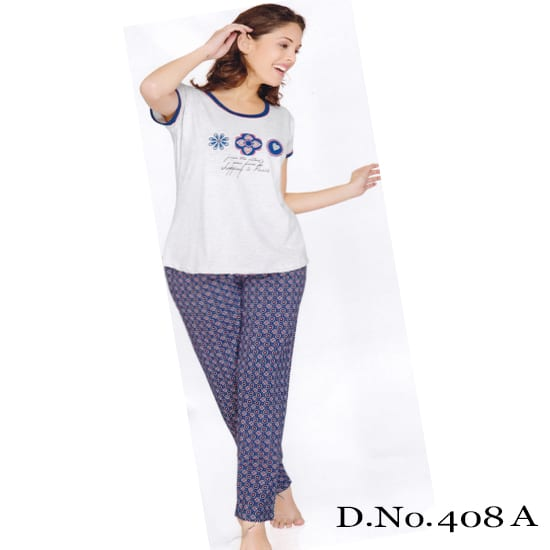 Fashionable T-Shirt- 408 A