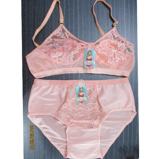 Princess Bra Panty Set -28