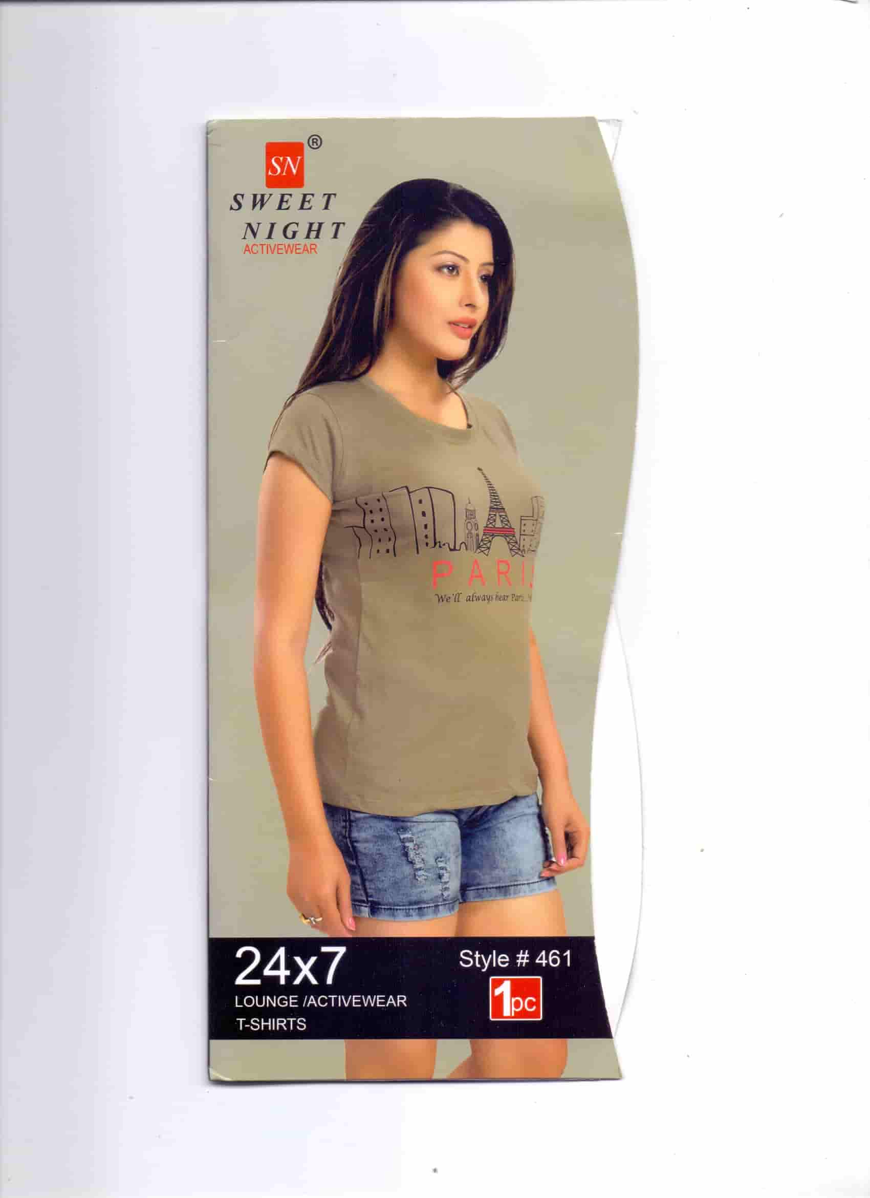 Fashionable T-Shirt-461