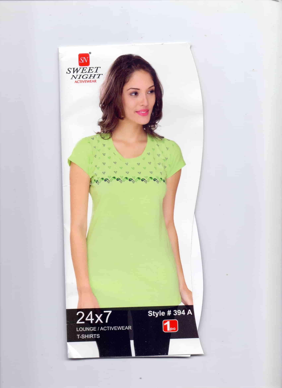 Fashionable T-Shirt-394 A