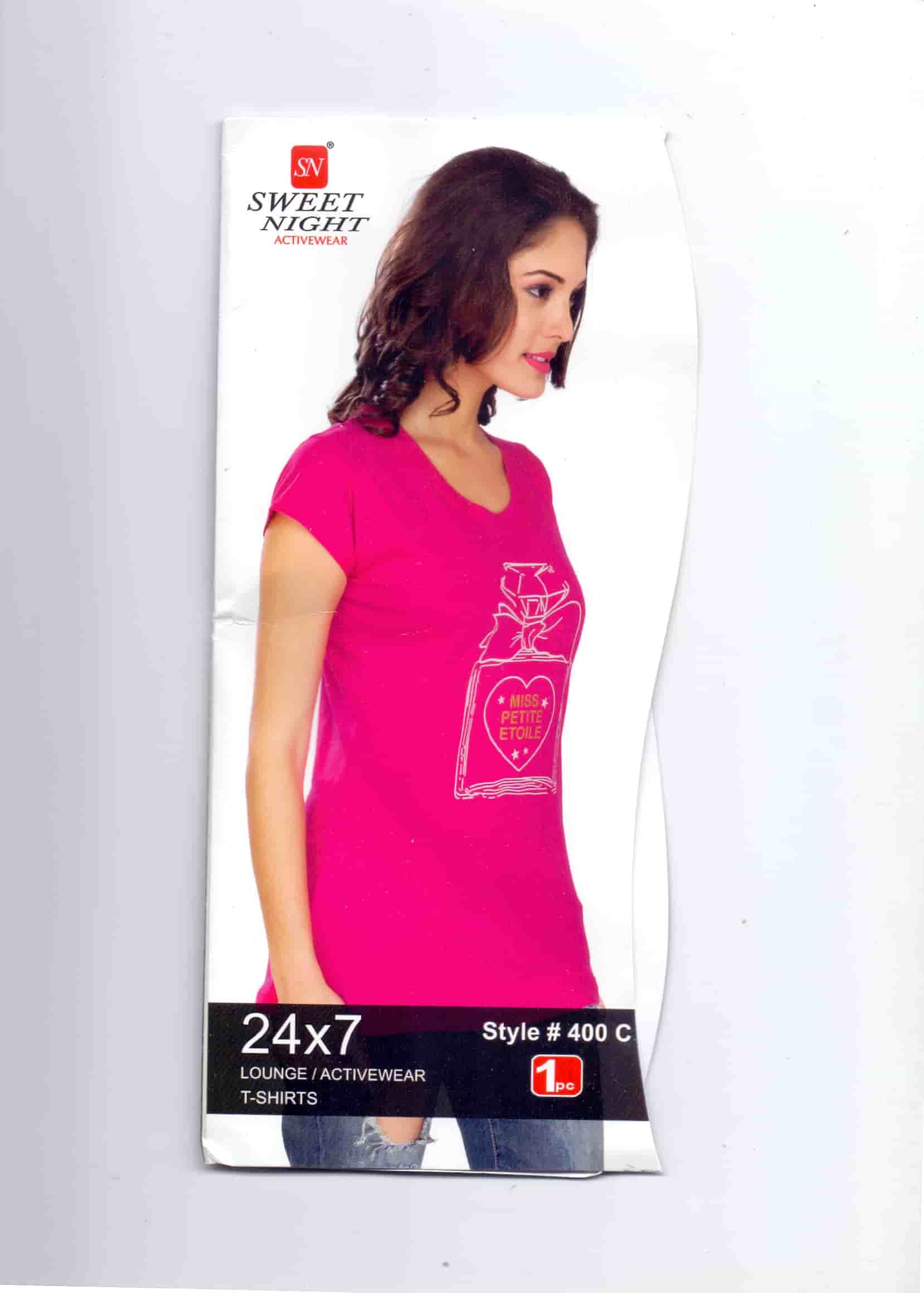 Fashionable T-Shirt-400 C