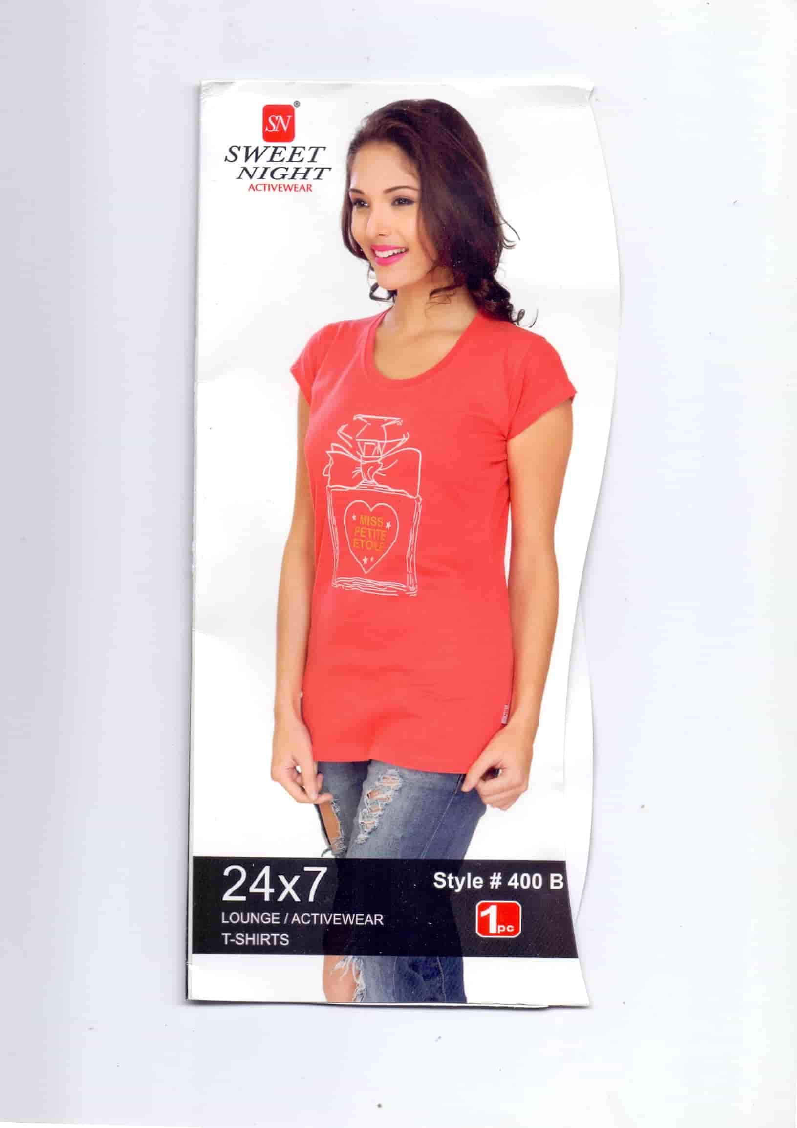 Fashionable T-Shirt-400 B