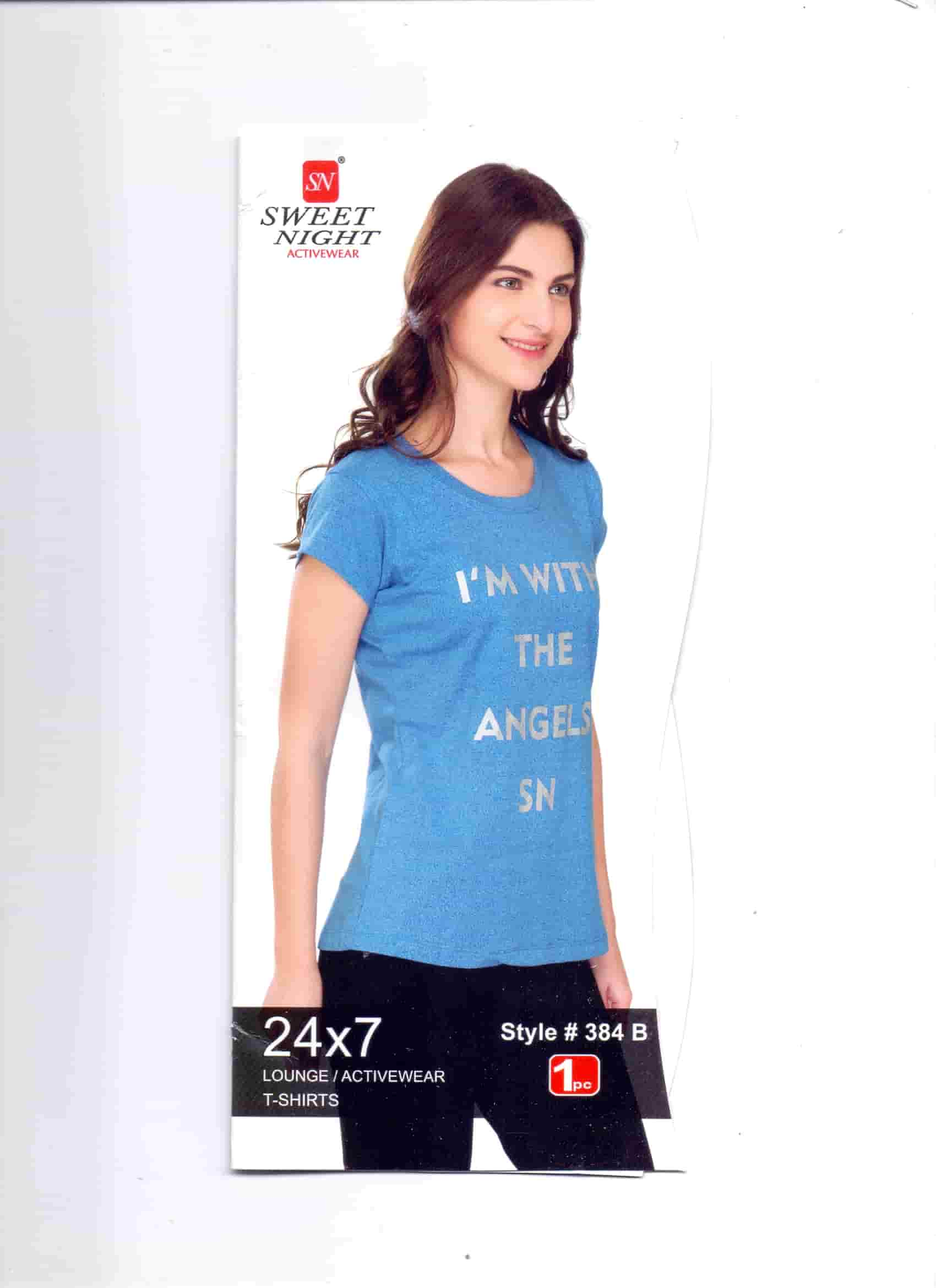 Fashionable T-Shirt-384 B