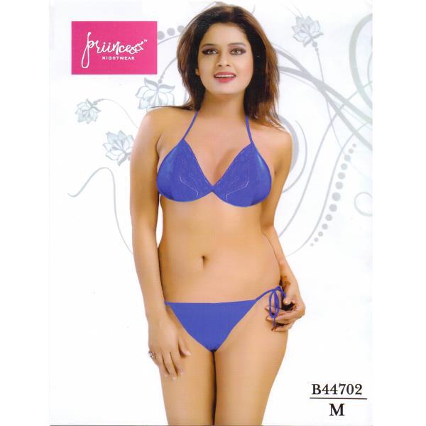 Fashionable Bra Panty Bikini Set-44702 M