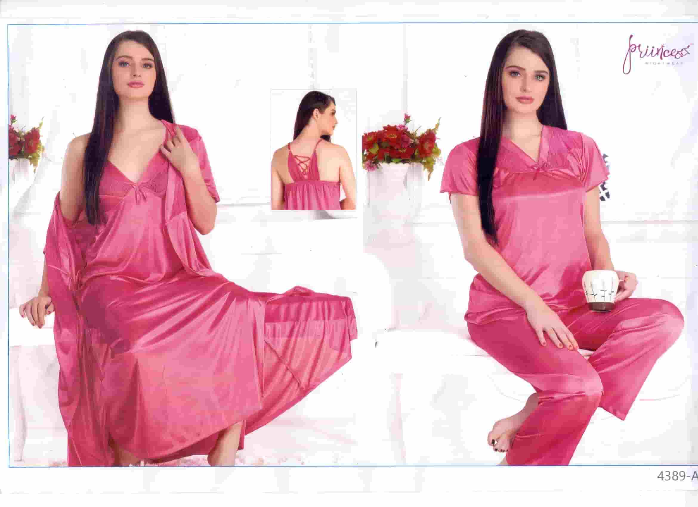 Honeymoon Nightwear-4389 A