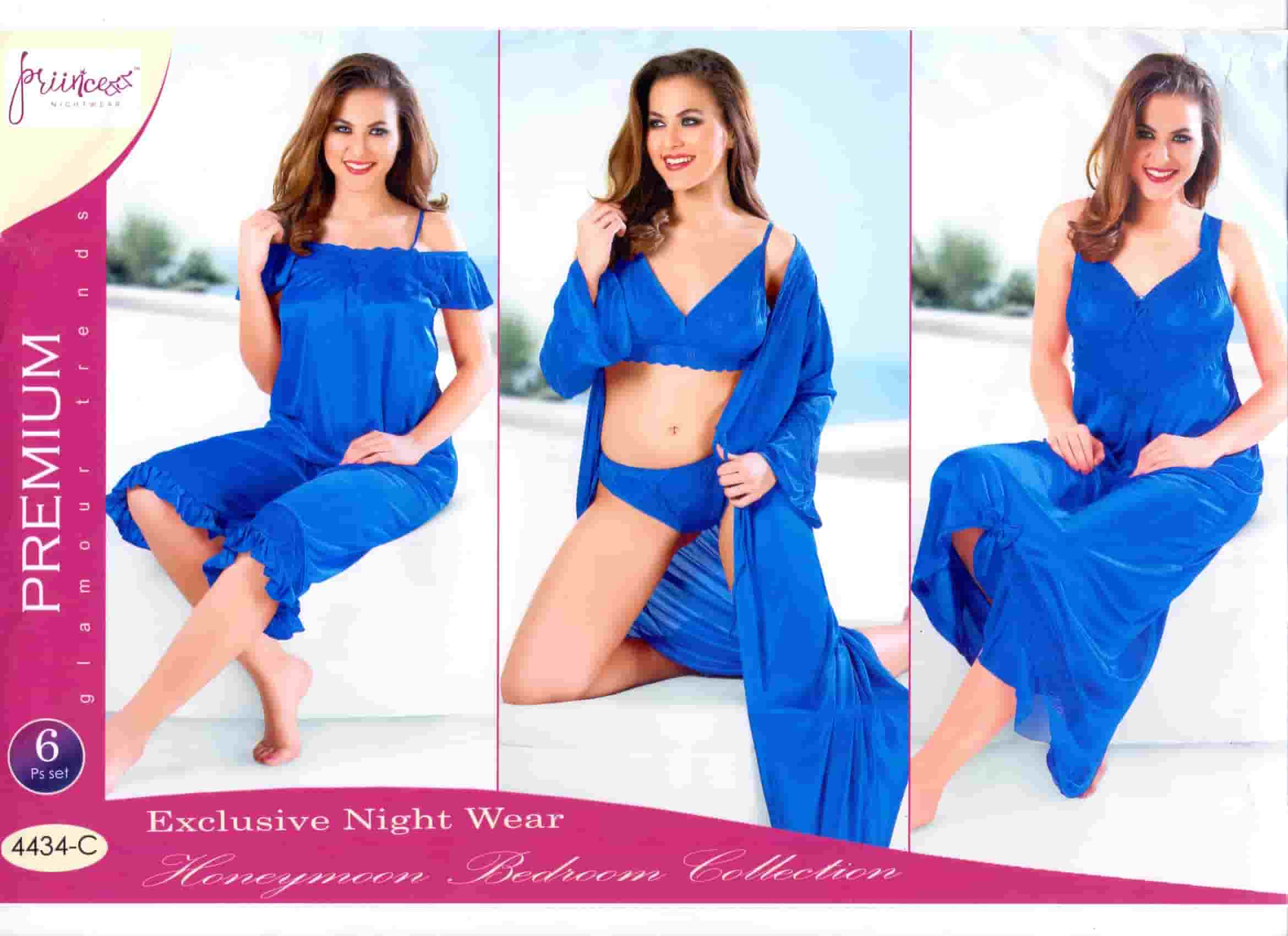 Honeymoon Nightwear-4434 C