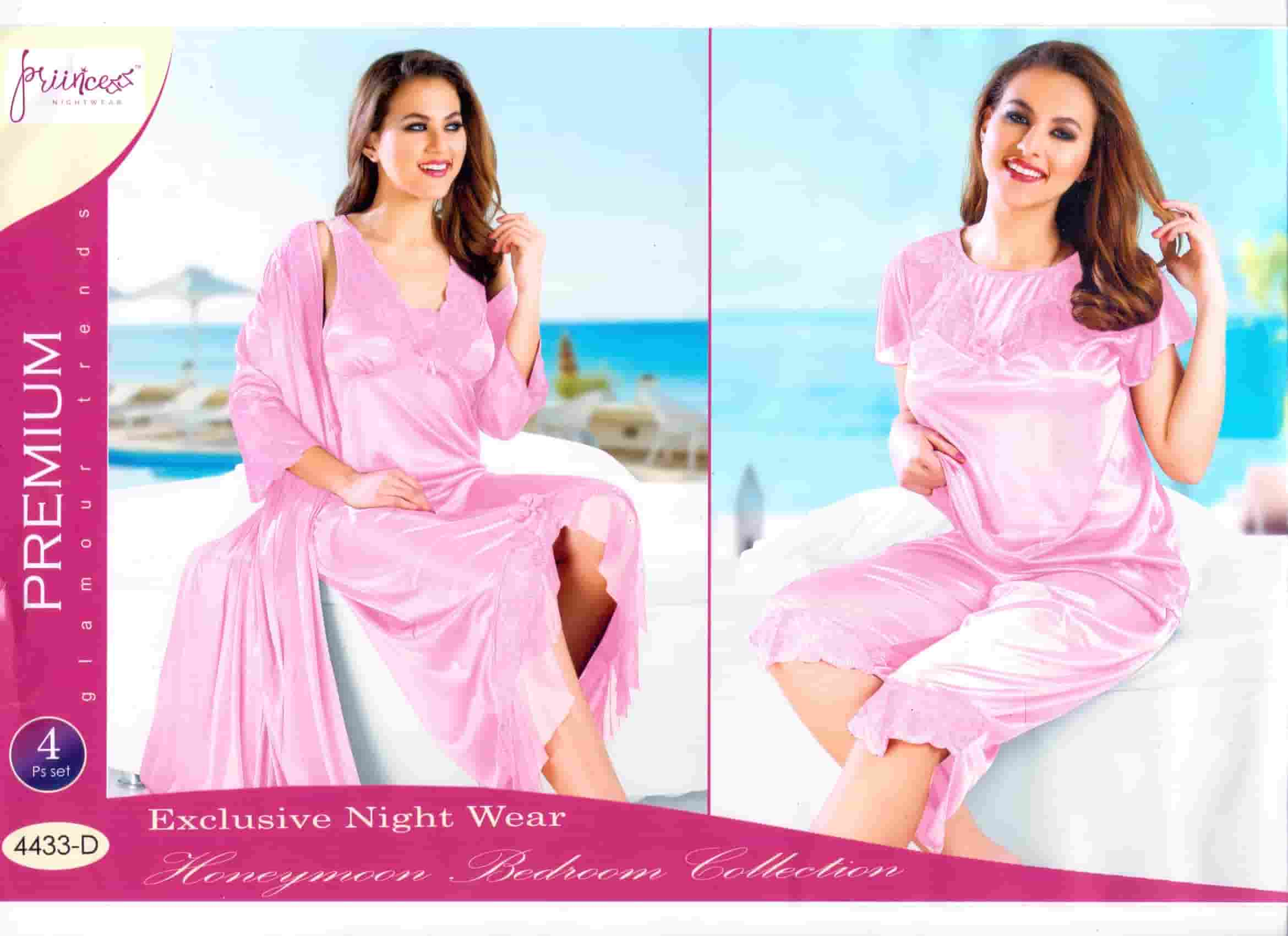 Honeymoon Nightwear-4433 D