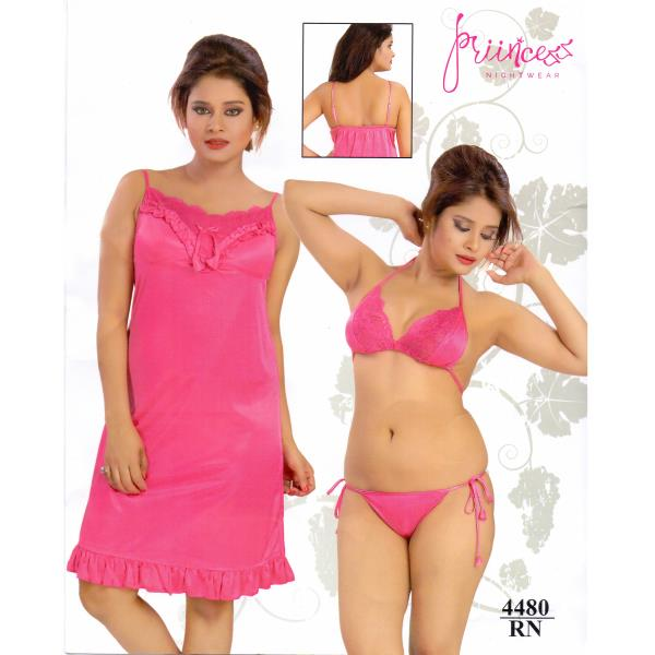 Fashionable Hot Nighty-4480 RN
