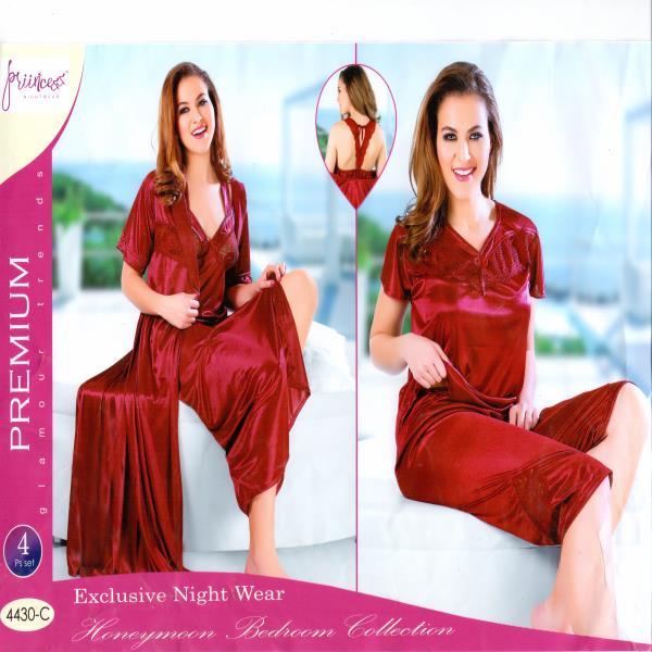 Honeymoon Nightwear-4430 C