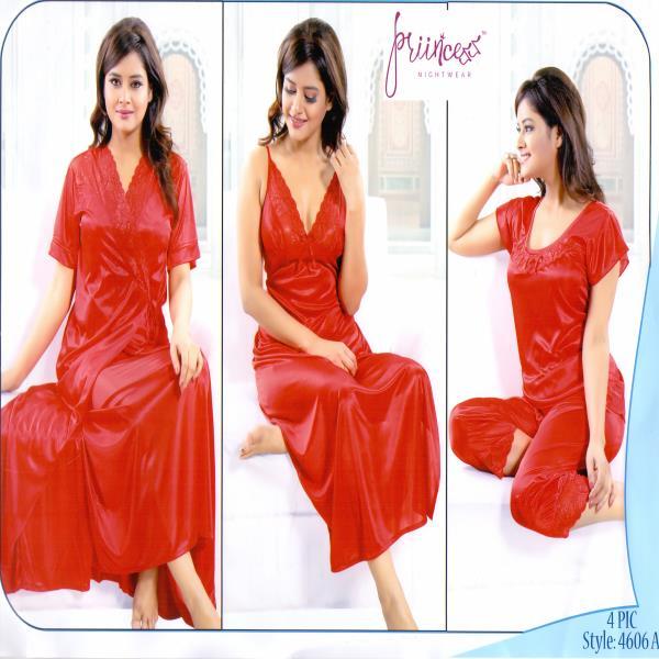 Honeymoon Nightwear-4606 A