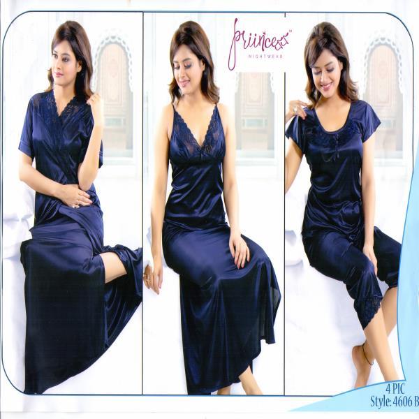 Honeymoon Nightwear-4606 B