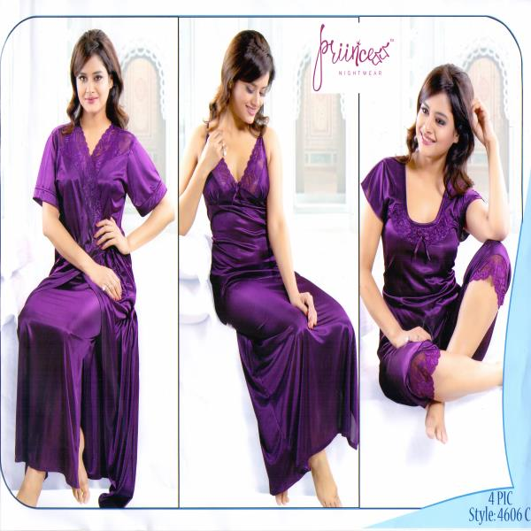 Honeymoon Nightwear-4606 C