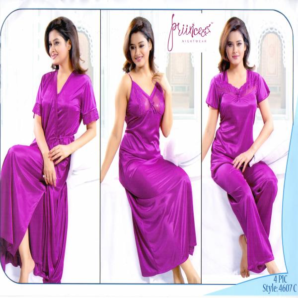 Honeymoon Nightwear-4607 C