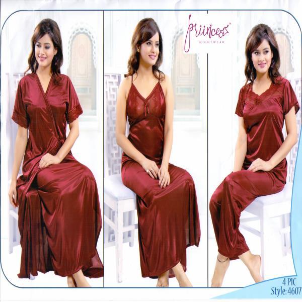 Honeymoon Nightwear-4607 A