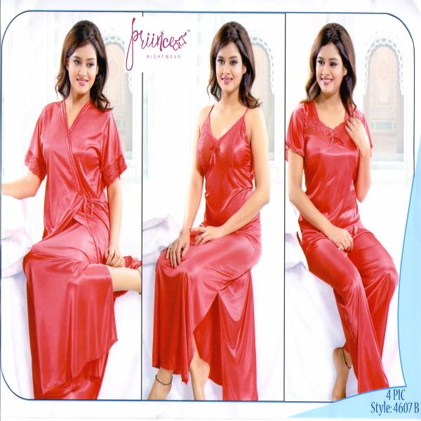 Honeymoon Nightwear-4607 B