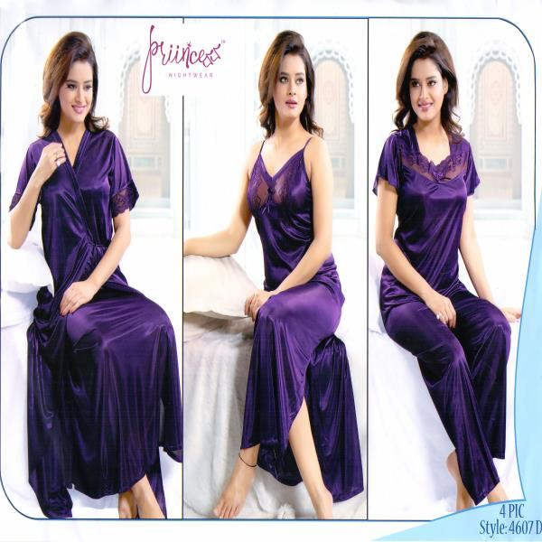 Honeymoon Nightwear-4607 D