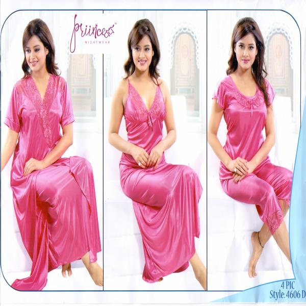 Honeymoon Nightwear-4606 D