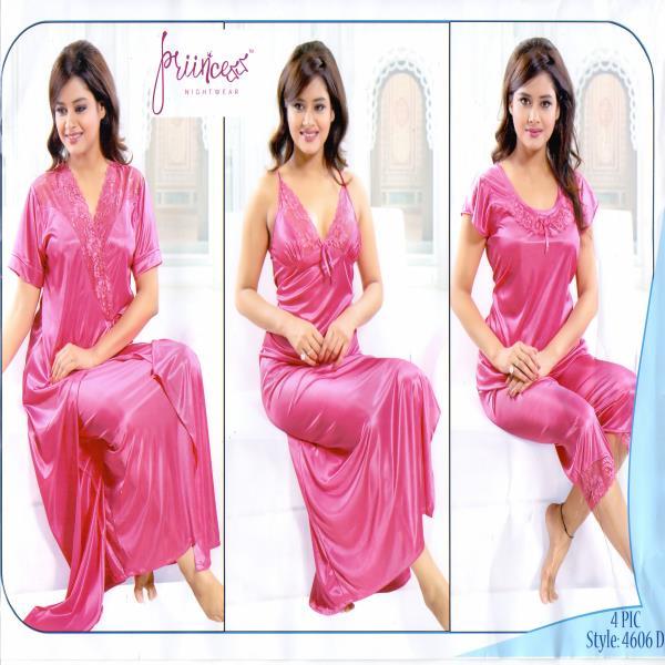 Honeymoon Nightwear-4606 D