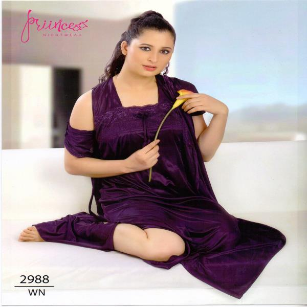 Honeymoon Nightwear-2988 WN