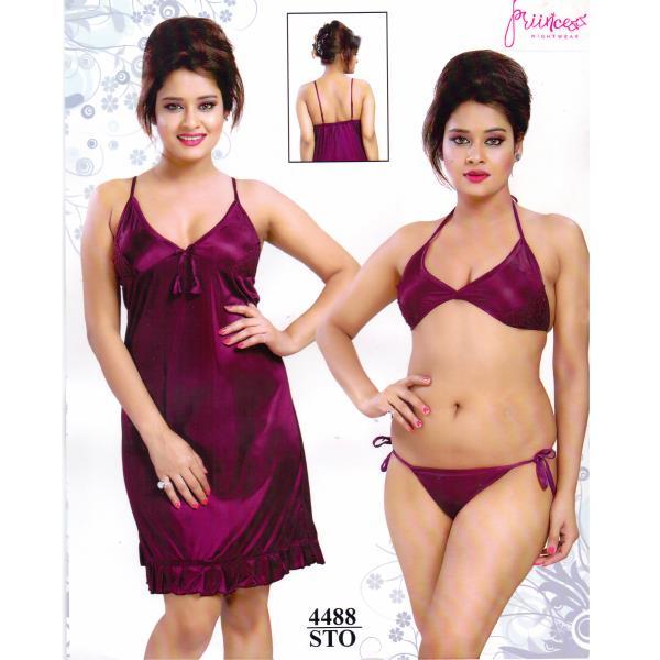 Fashionable Hot Nighty-4488 STO