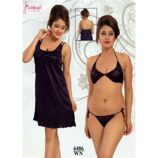 Fashionable Hot Nighty-4486 WN