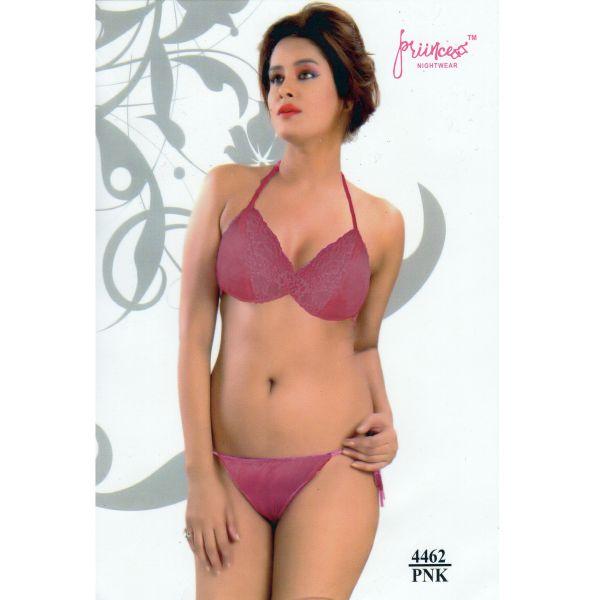 Fashionable Bikini Set-4462 PNK