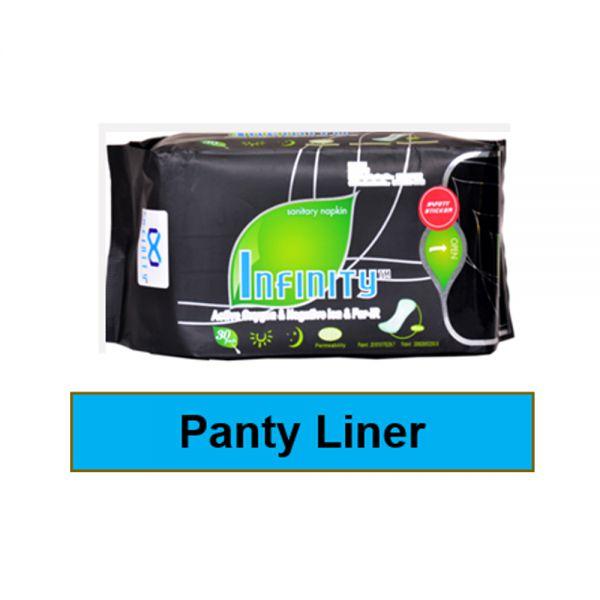 Infinity Sanitary napkin (Panty Lainer)