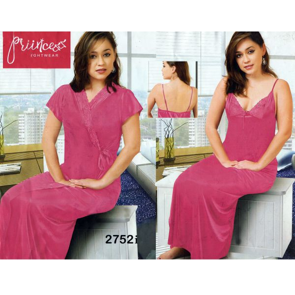 Fashionable Two Part Nighty-2752 i