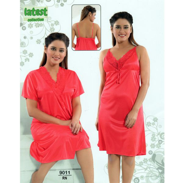 Fashionable Two Part Nighty-9011 RN