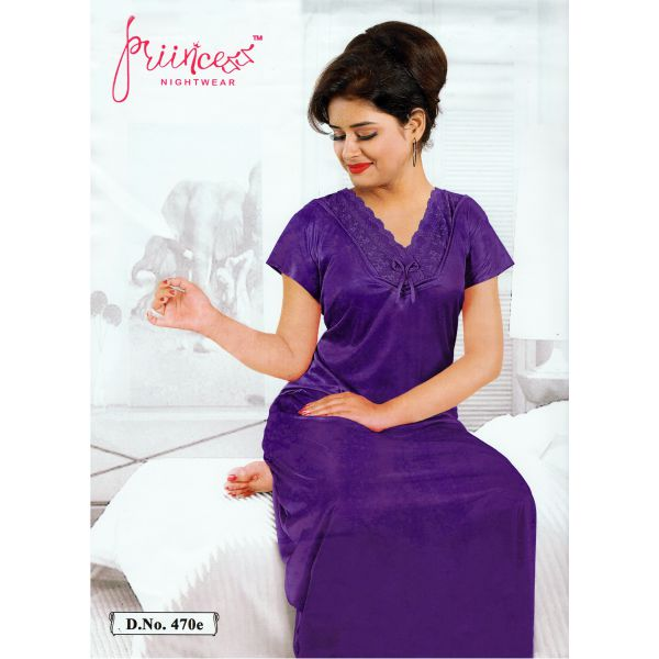 Fashionable One Part Nighty-470 e