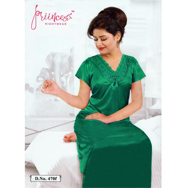 Fashionable One Part Nighty-470 f