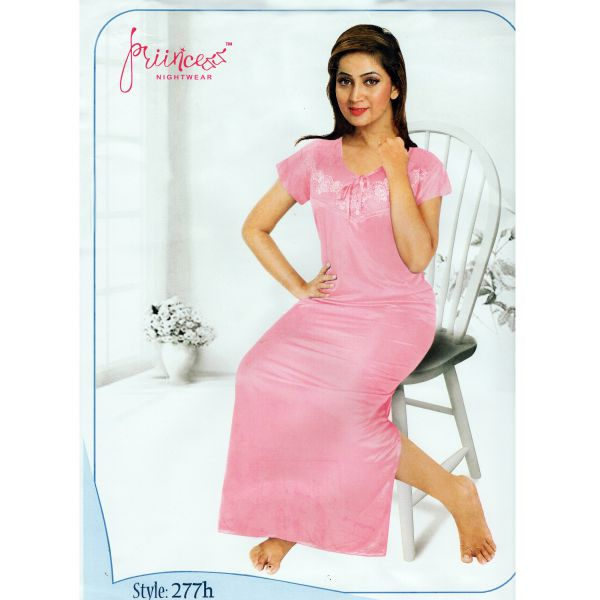 Fashionable One Part Nighty-277 h