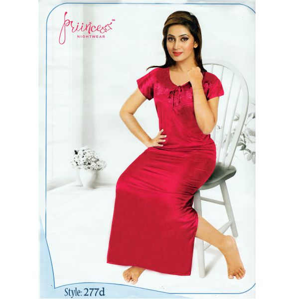 Fashionable One Part Nighty-277 d