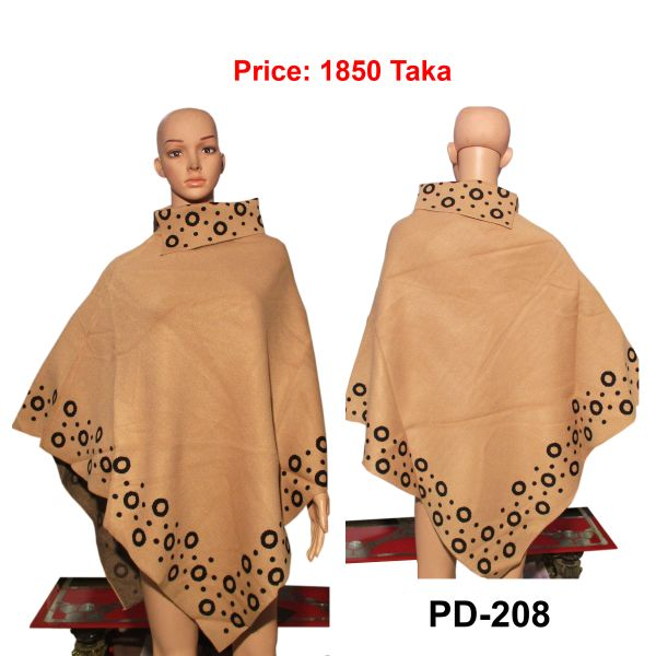 Women New Poncho Shawl-PD-208