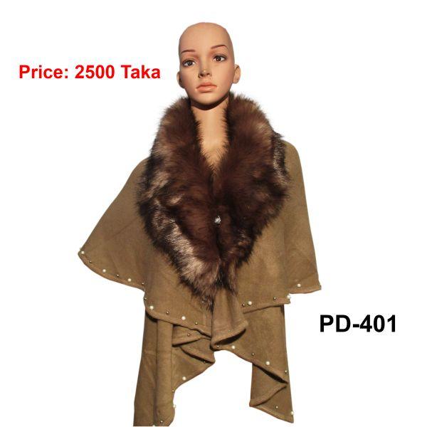 Women New Poncho Shawl-PD-401