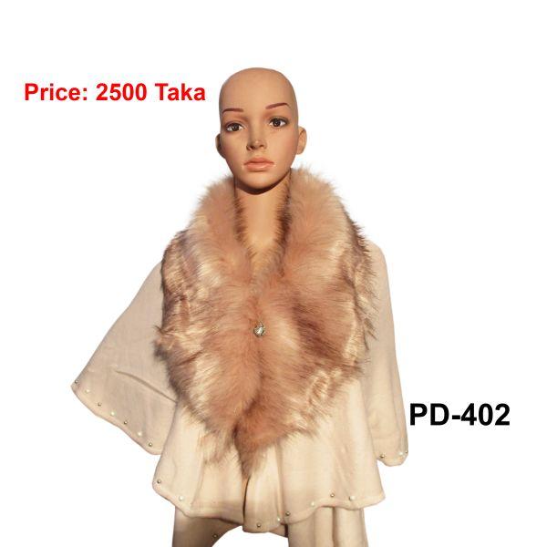Women New Poncho Shawl-PD-402