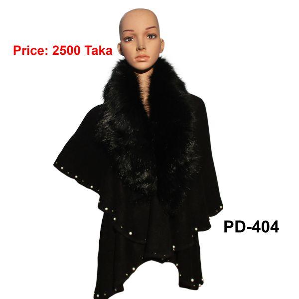 Women New Poncho Shawl-PD-404