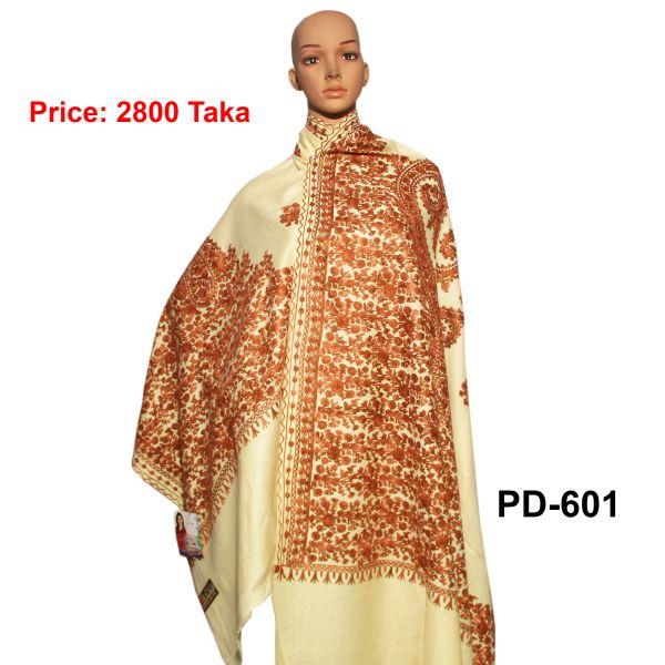 Women New Kashmiri Shawl-PD-601