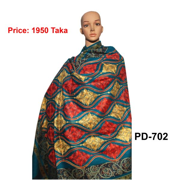 Women New Kashmiri Shawl-PD-702