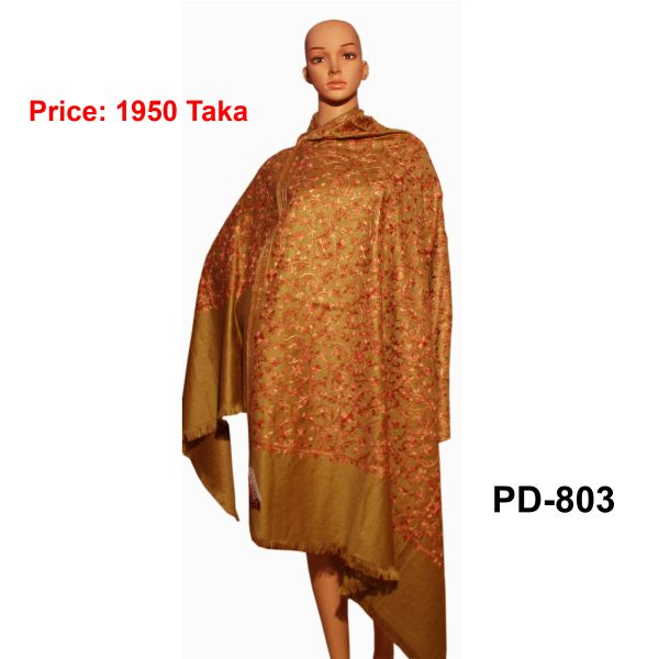 Women New Kashmiri Shawl-PD-803