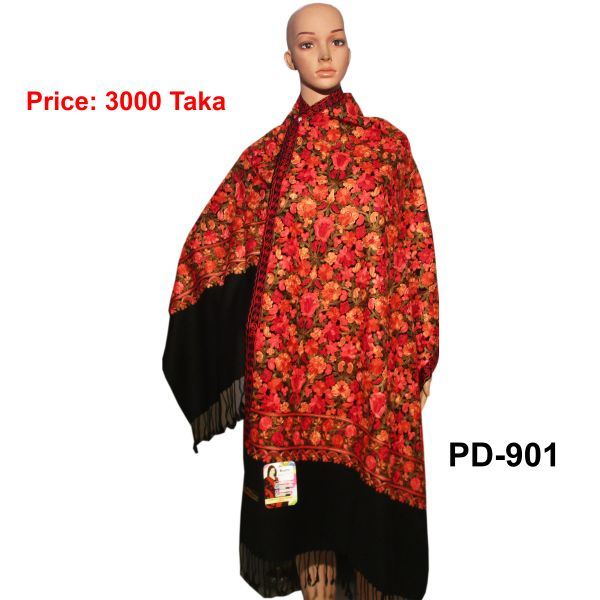 Women New Kashmiri Shawl-PD-901