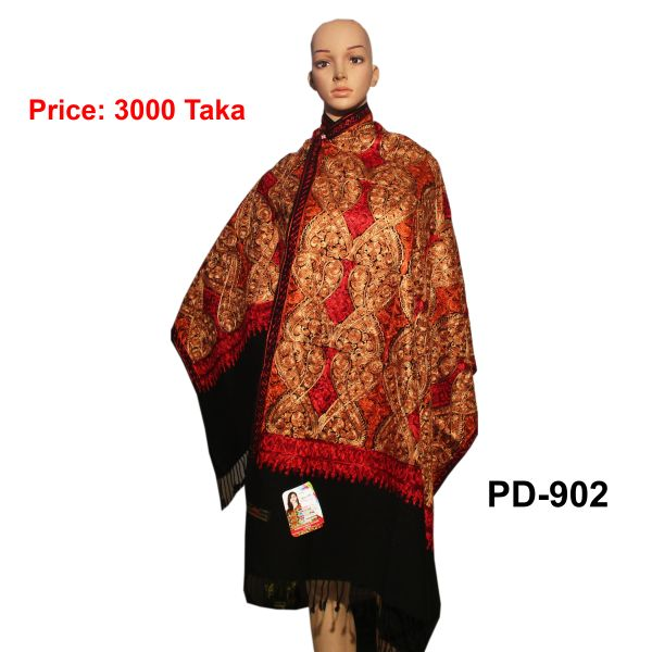 Women New Kashmiri Shawl-PD-902