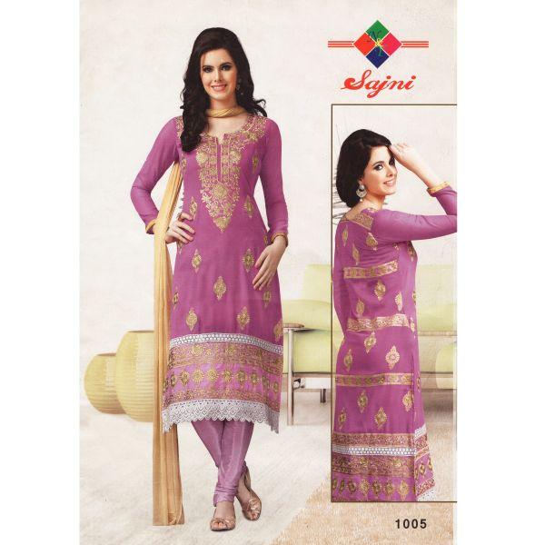 Embroidery Salwar Kameez-1005
