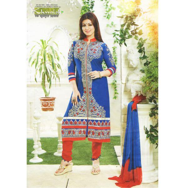 Embroidery Salwar Kameez-4112