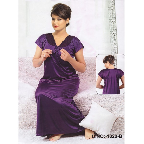 Fashionable One Part Nighty-1020 B