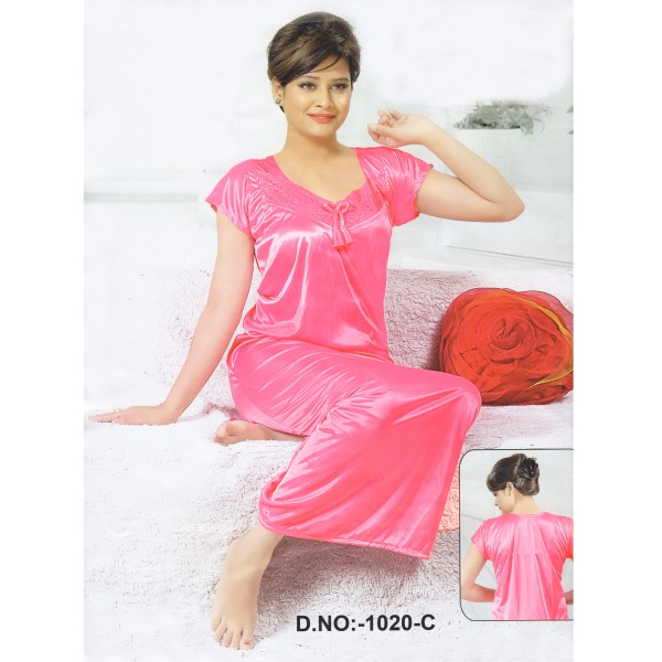 Fashionable One Part Nighty-1020 C