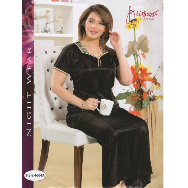 Fashionable One Part Nighty-4664 A