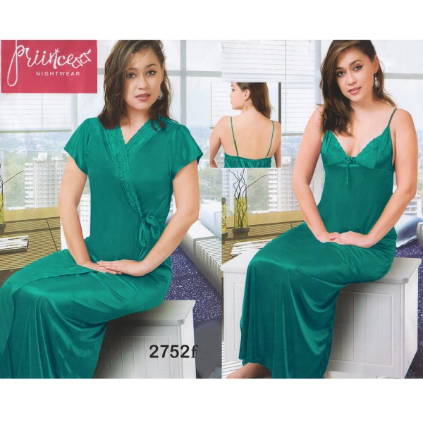 Fashionable Two Part Nighty-2752 F