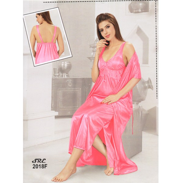 Fashionable Two Part Nighty-2018 F