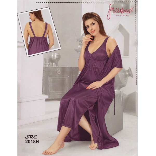 Fashionable Two Part Nighty-2018 H